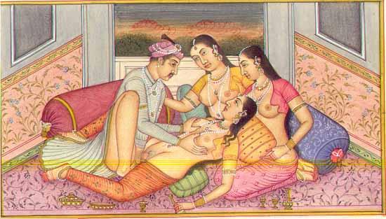 индийская камасутра в картинках