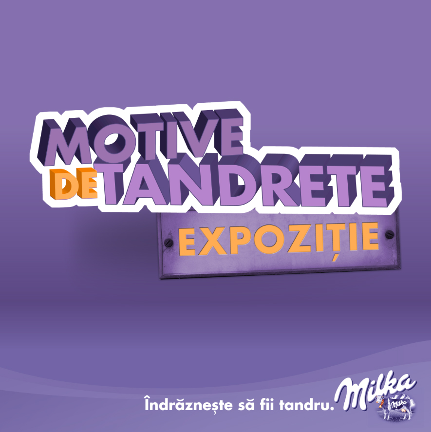 Milka - Motive de tandrete