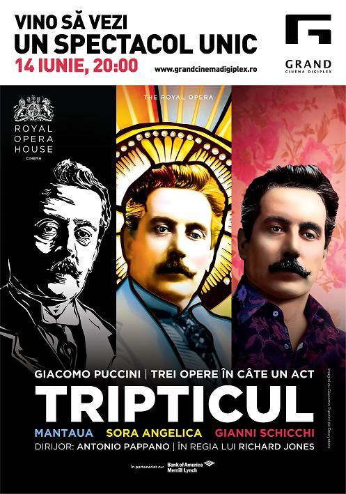 Il Trittico - Grand Cinema Digiplex - 14 iunie 2012