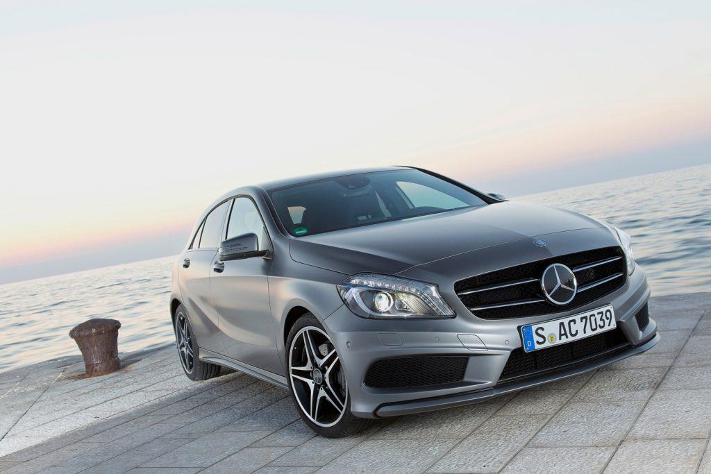 Mercedes-Benz A 200, (W 176), Fahrveranstaltung Slowenien, 2012 / Press Drive Slovenia 2012