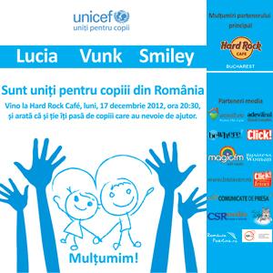 Concert UNICEF Hard Rock Cafe (2)