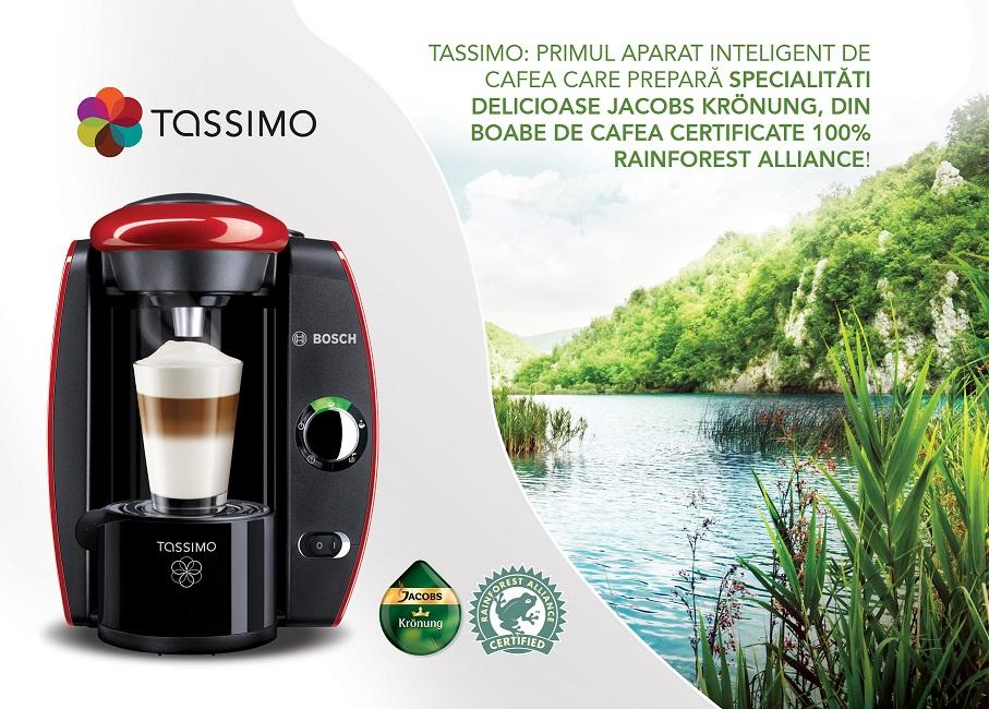 Tassimo Rainforest Alliance
