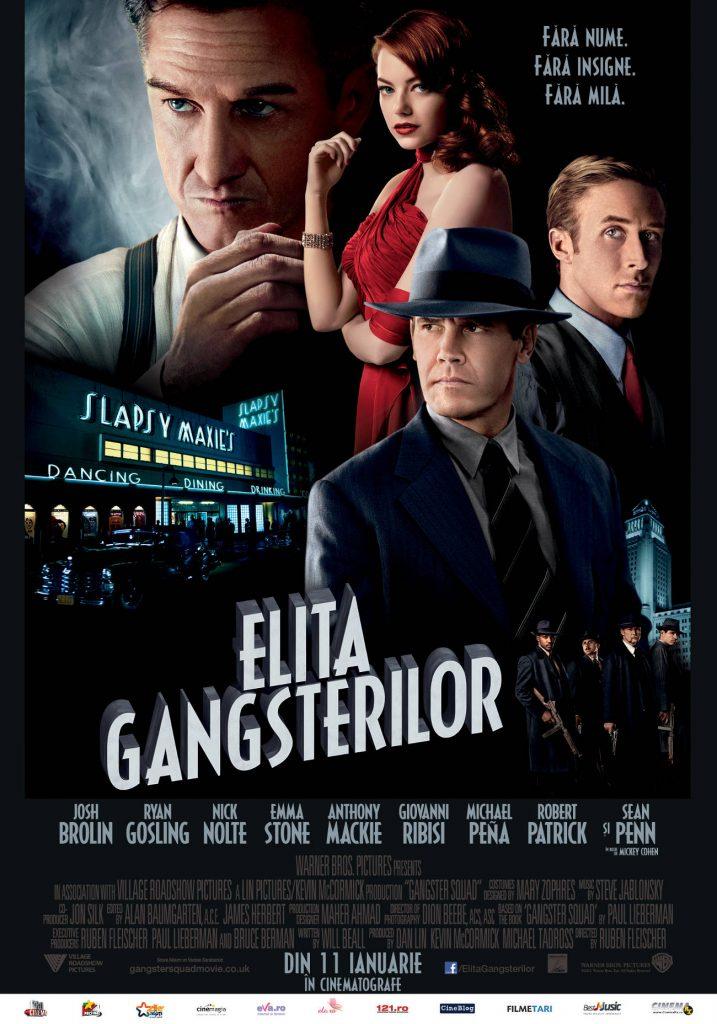 afis Gangster Squad