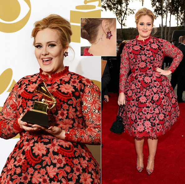 Adele-Grammy-Awards-2013