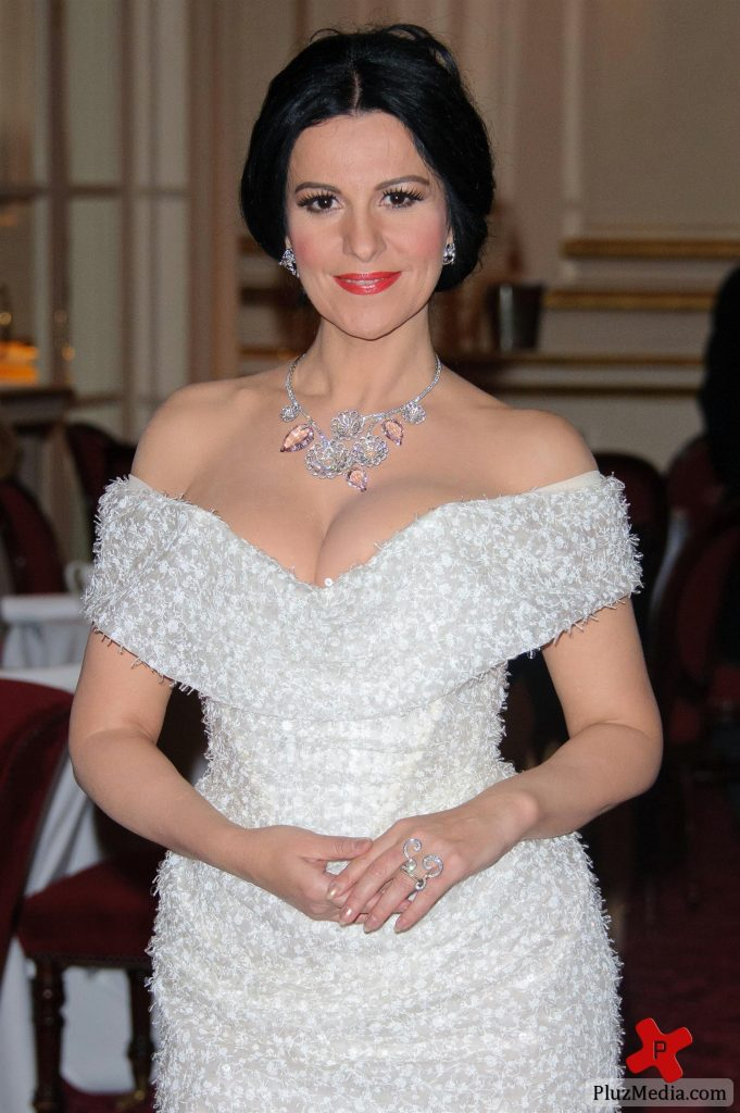 Angela Gheorghiu at Royal Opera House Cinema - Launch-9140b2048c5f91add793a4a117de8454