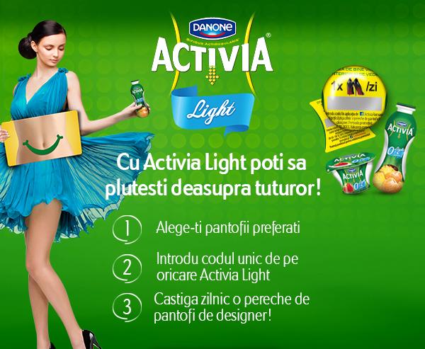 Activia Light