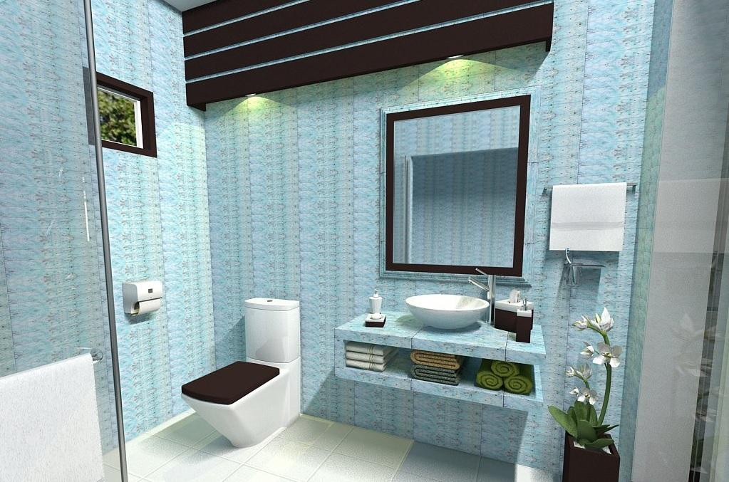 baie moderna spatioasa