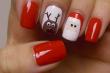 Christmas-manicure-nails