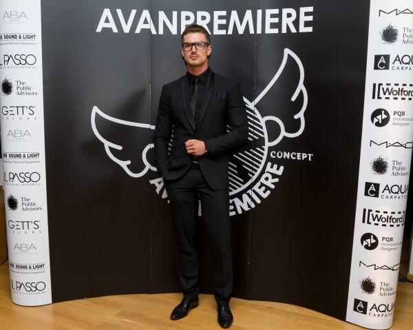 Bogdan Vladau @ Gala AVANPREMIERE 14