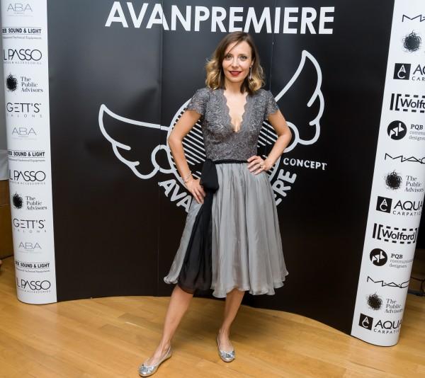 Roxana Iliescu @ Gala AVANPREMIERE 14