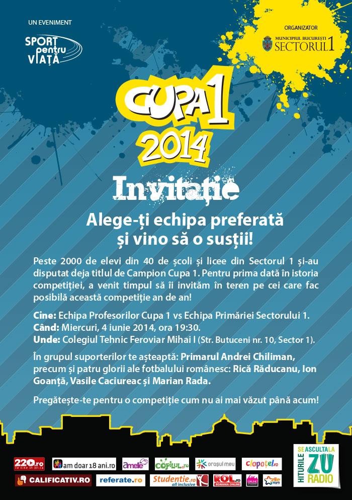 invitatie Cupa 1