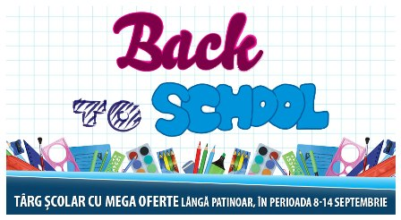 Back to School_AFI Palace Cotroceni