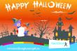 Toti copiii costumati sa vina la Halloween English Workshop!