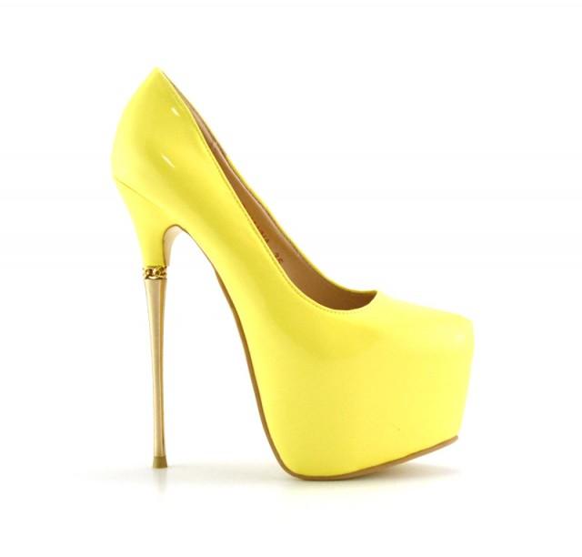 pantofi-rihanna-galbeni~8393338