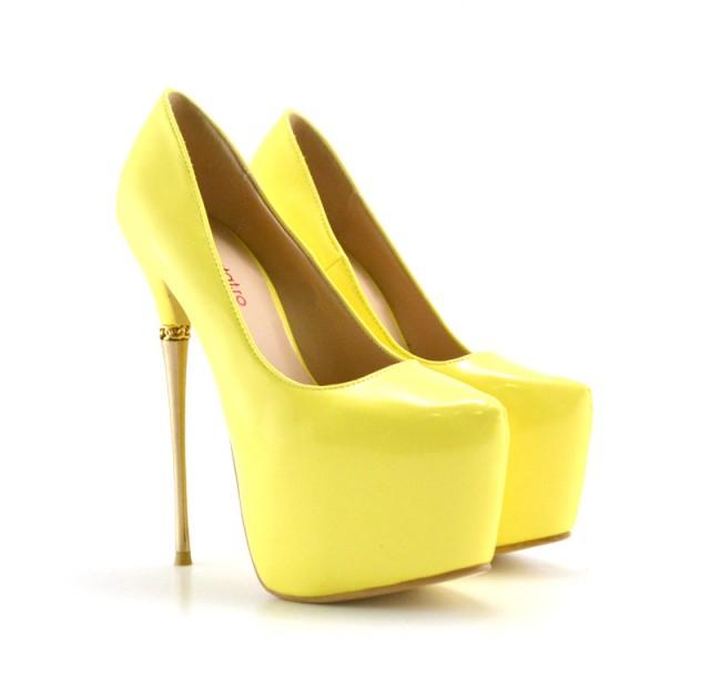 pantofi-rihanna-galbeni~8393340