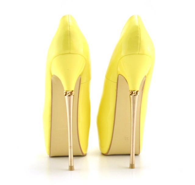 pantofi-rihanna-galbeni~8393341