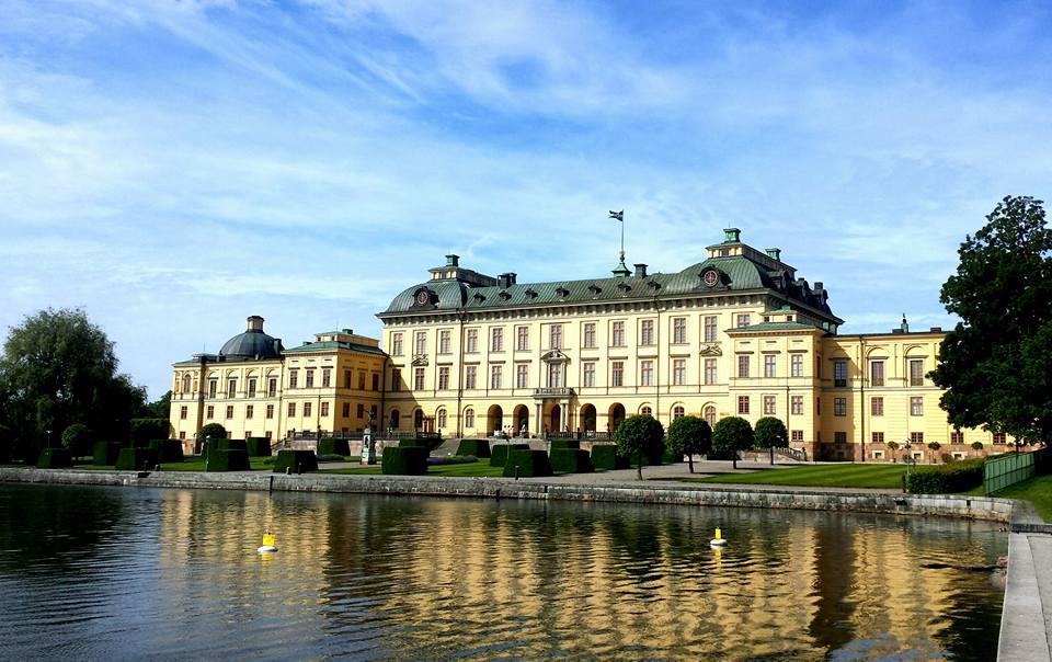 Palatul Drottningholm