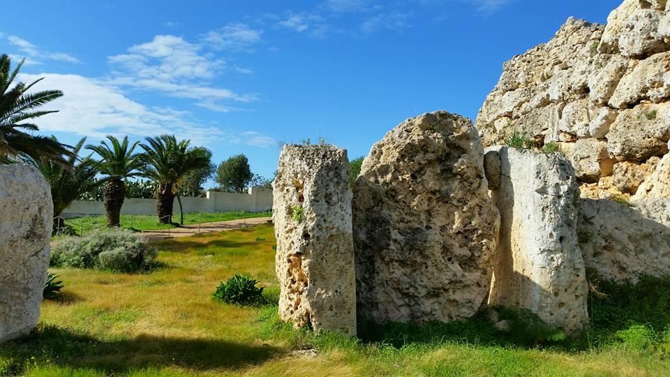 templele megalitice